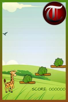 Hungry GIRAFFE crazy game(Kid) screenshot 7