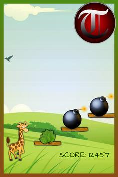 Hungry GIRAFFE crazy game(Kid) screenshot 28