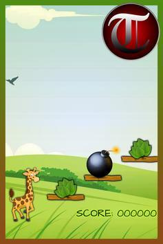 Hungry GIRAFFE crazy game(Kid) screenshot 3