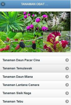 Medicinal Plants And Benefits poster