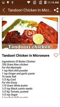 Tandoori Chicken Recipe screenshot 3