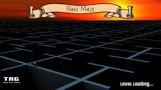 Basic Maze screenshot 5