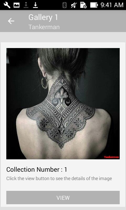 Wzory Tatuażu Szyi For Android Apk Download
