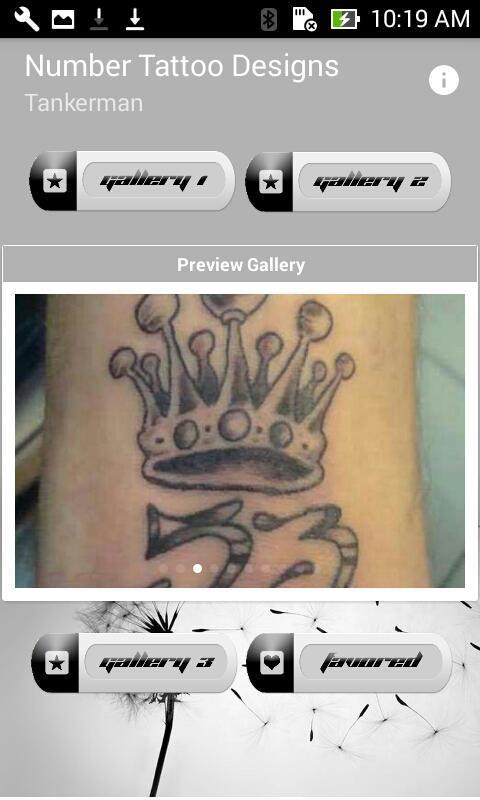 Liczba Wzorów Tatuażu For Android Apk Download