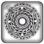 Samoan Tattoo Designs icon
