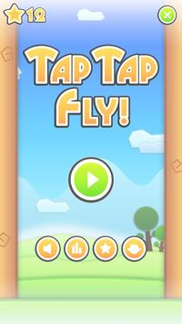 Tap Tap Fly! (Tappy Arcade Game) poster