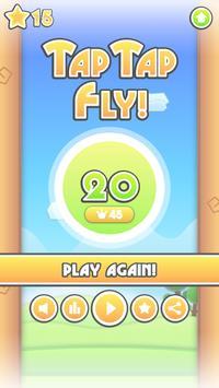 Tap Tap Fly! (Tappy Arcade Game) screenshot 2