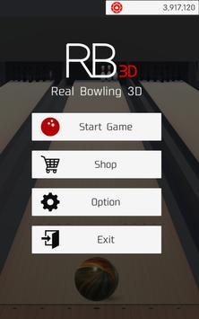 RealisticBowling3D -Free- apk screenshot