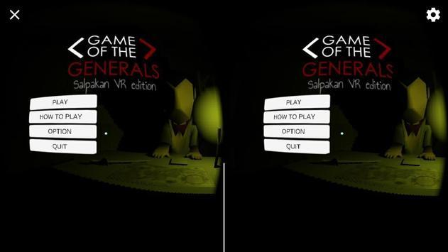 VR Salpakan:  Game of the Generals poster