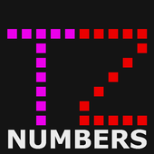 TapZag Numbers icon
