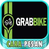 Cara Pesan Grab Bike أيقونة