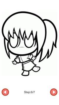 How to Draw :Chibi screenshot 5