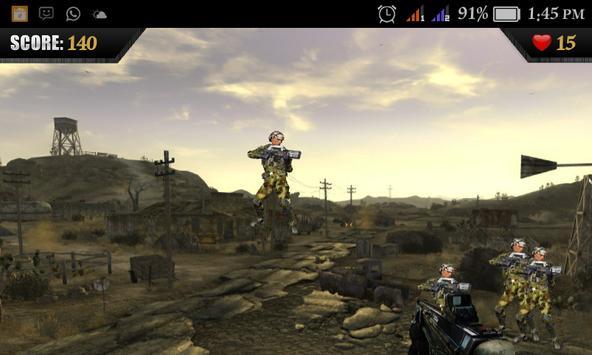 Target Mission apk screenshot