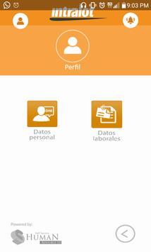 Portal GDH - Intralot screenshot 1