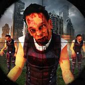Target Sniper Zombie Frontline icon