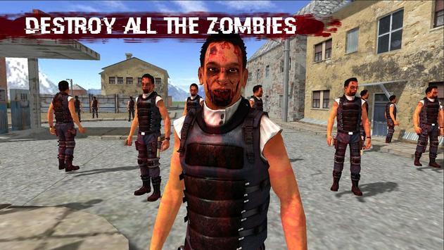 Target Sniper Zombie Frontline screenshot 8