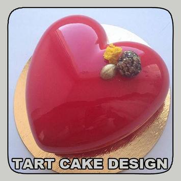 Tart Cake Design poster