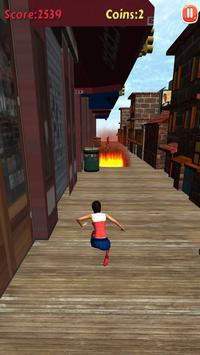 Tarzan Girl Run apk screenshot