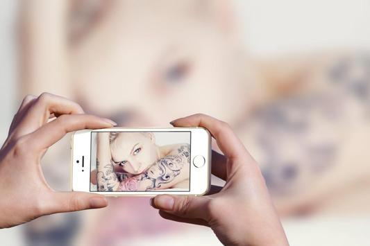 Tatouage Photo High Montage apk screenshot