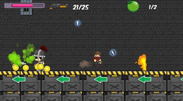 UnderGround Attack Free screenshot 4