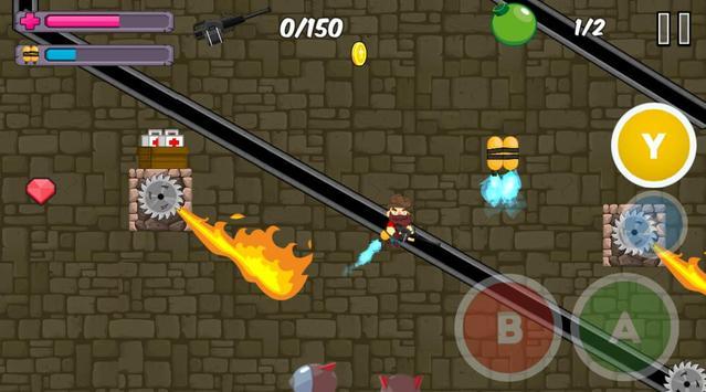 UnderGround Attack Free screenshot 5