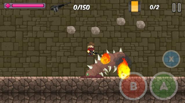 UnderGround Attack Free screenshot 6