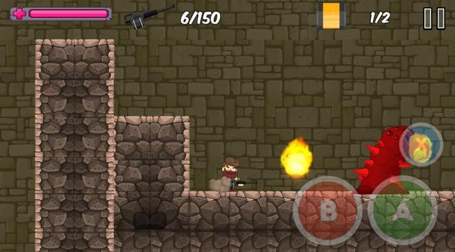 UnderGround Attack Free screenshot 7