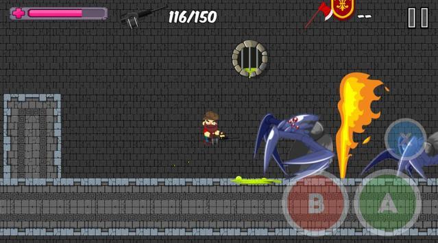 UnderGround Attack Free screenshot 1