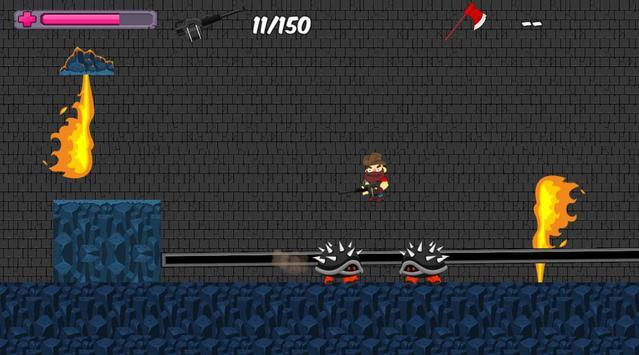 UnderGround Attack Free screenshot 2