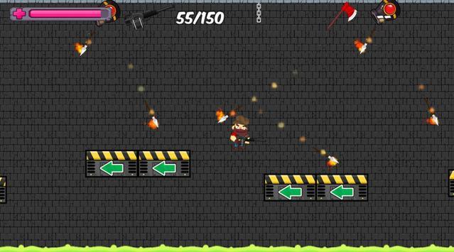 UnderGround Attack Free apk screenshot