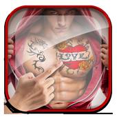 Tattoo Maker Image Editor icon