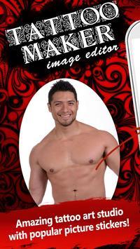 Tattoo Maker Image Editor poster