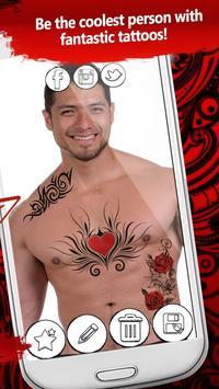 Tattoo Maker Image Editor apk screenshot