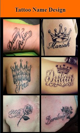 Tattoo Name Design For Android Apk Download