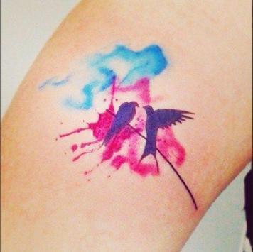 Tattoo Color Designs screenshot 6