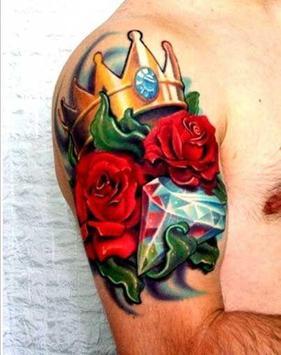 Tattoo Color Designs screenshot 7
