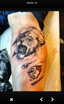 Tattoo Color Designs screenshot 2