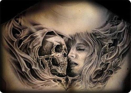 3D Tattoo Designs apk screenshot