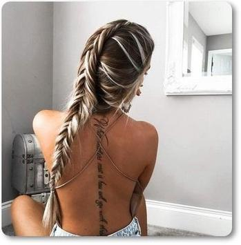 Tattoo Down Spine Quotes For Android Apk Download