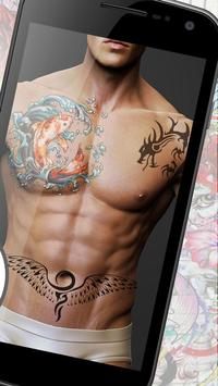 Tattoo Photo Editor apk screenshot