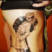 Bayan Dövmeleri - Tattoos 2015 icon