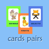 Cards Pairs icon