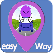 easyWay - Search For Places icon