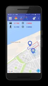 easyWay - Search For Places apk screenshot