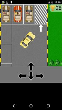 taxi parking game 2 poster