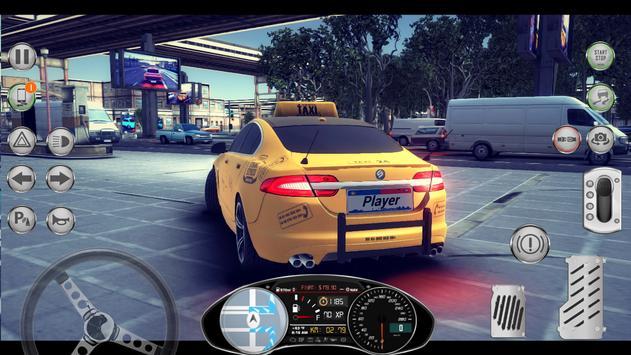 Taxi: Revolution Sim 2019 screenshot 11