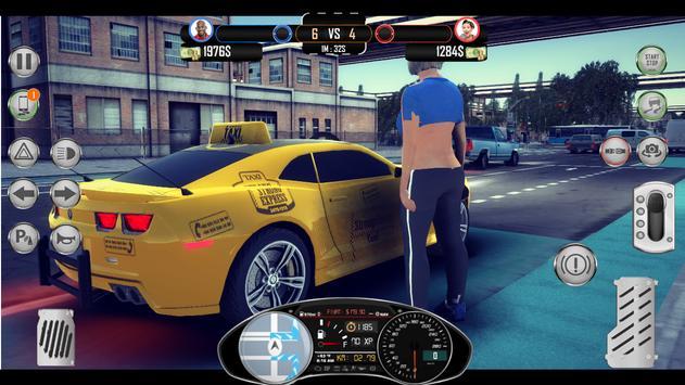 Taxi: Revolution Sim 2019 screenshot 15
