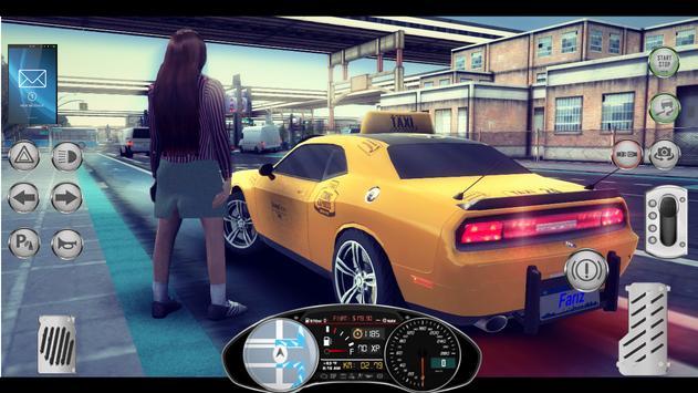 Taxi: Revolution Sim 2019 screenshot 4