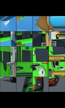 Tayo The Little Bus Puzzle apk screenshot