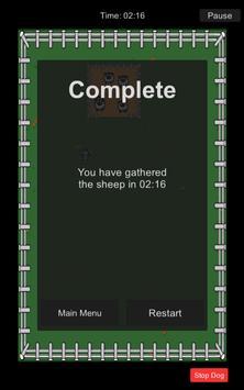 Sheep Dog Trial 2D Free screenshot 4